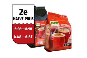 poiesz koffie koffiebonen of koffiepads