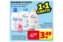 melkmeisje of sanicur