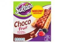 sultana chocofruit bosvruchten
