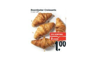 roomboter croissants