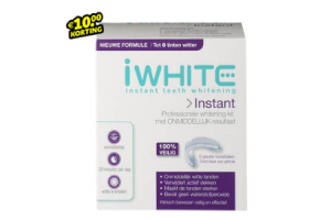 iwhite instant professionele whitening kit
