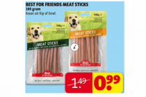 best for friends meat sticks