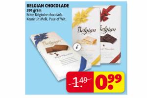 belgian chocolade