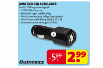 mini duo usb autolader