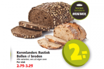 rustiek brood
