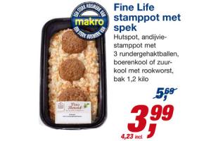 fine life stamppot met spek
