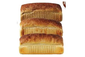 tijgerbrood wit tarwe of volkoren
