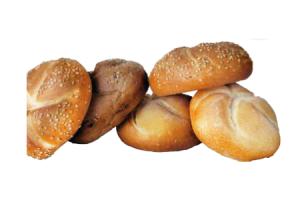 kaiserbroodjes wit sesam of meergranen