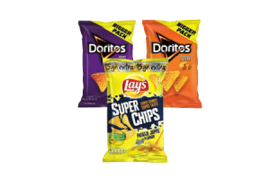 doritos of lays superchips