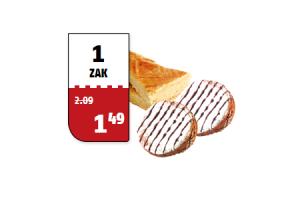 boterkoekpunten en schwarzwalder kirsch koeken