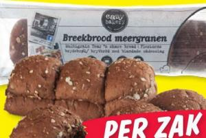 easy bakery breekbrood meergranen