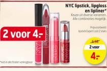 nyc lipstick lipgloss en lipliner