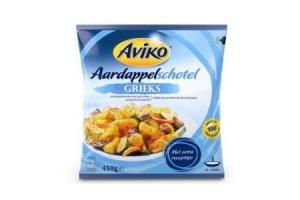 aviko aardappel specialiteiten griekse aardappelschotel