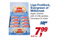 liga fruitkick evergreen of milkbreak showdoos