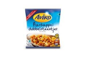 aviko aardappel specialiteiten aardappeldobbelsteentjes
