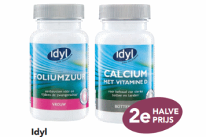 idyl vitaminen mineralen en supplementen