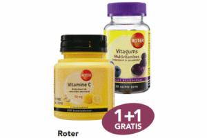 roter vitaminen