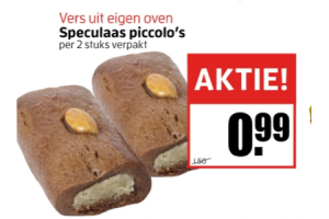 speculaas piccolos
