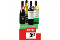 diverse wijnen