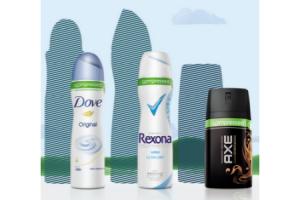 compressed deodorant
