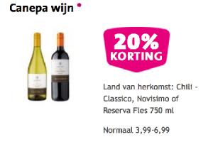 canepa wijn