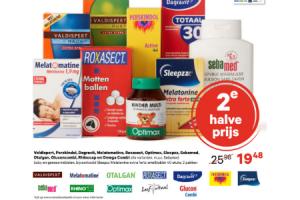 etos vitaminen tweede voor de halve prijs