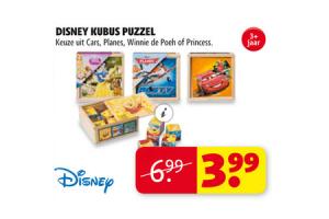 disney kubus puzzel
