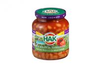 hak witte bonen in tomatensaus 370 ml
