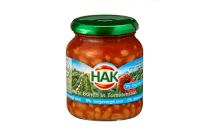 hak witte bonen in tomatensaus   zoutloos