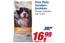 fine pets hondenbrokken