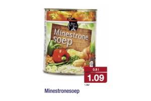 minestronesoep
