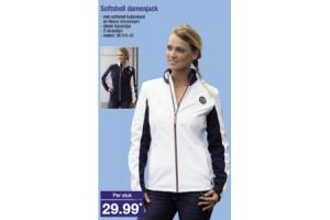 softshell damesjack