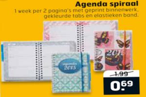 agenda spiraal