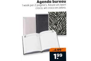 agenda bureau