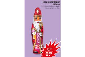 chocolade figuur