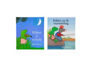 prentenboek kikker