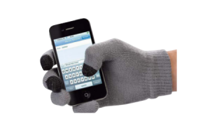 touch screen handschoenen