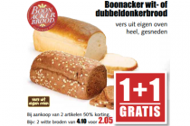 boonacker wit  of dubbeldonkerbrood