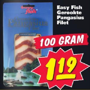 easy fish gerookte pangasius filet