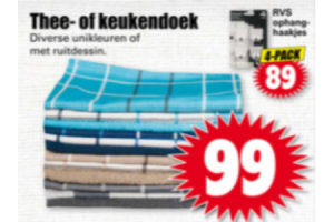 thee  of keukendoek