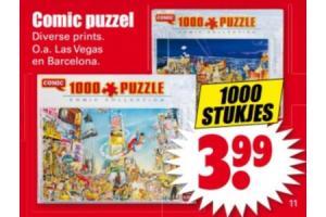 comic puzzle