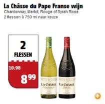 la chasse du pape franse wijn