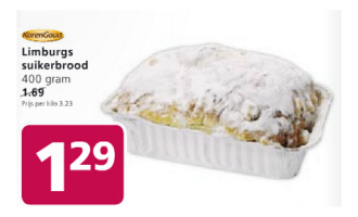 limburgs suikerbrood