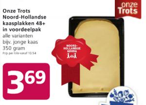 onze trots noord hollandse kaasplakken 48plus in voordeelpak