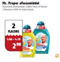 mr. proper afwasmiddel