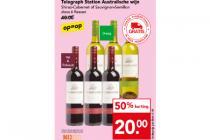 telegraph station australische wijn
