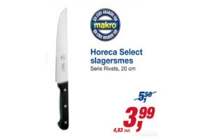 horeca select slagersmes
