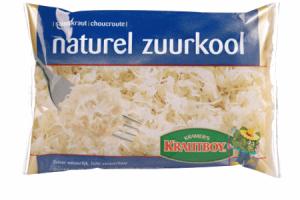 merkloos bij nettorama naturel zuurkool 500gram