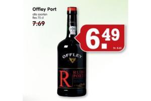 offley port