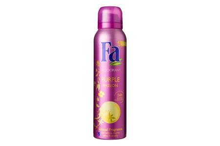 fa deodorant purple passion